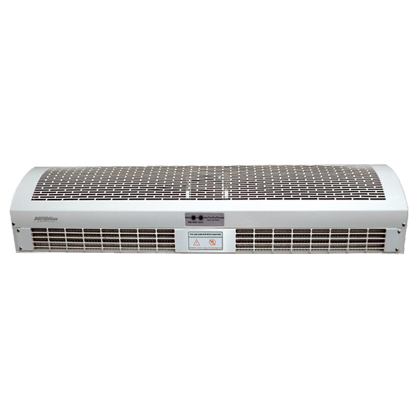 Heated Air Curtain For Restaurant, Heating Air Curtain Supplier, Gas Fired Air Curtain