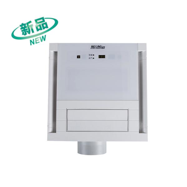 Кухонный вытяжной вентилятор с подсветкой, Осевые канальные вентиляторы
